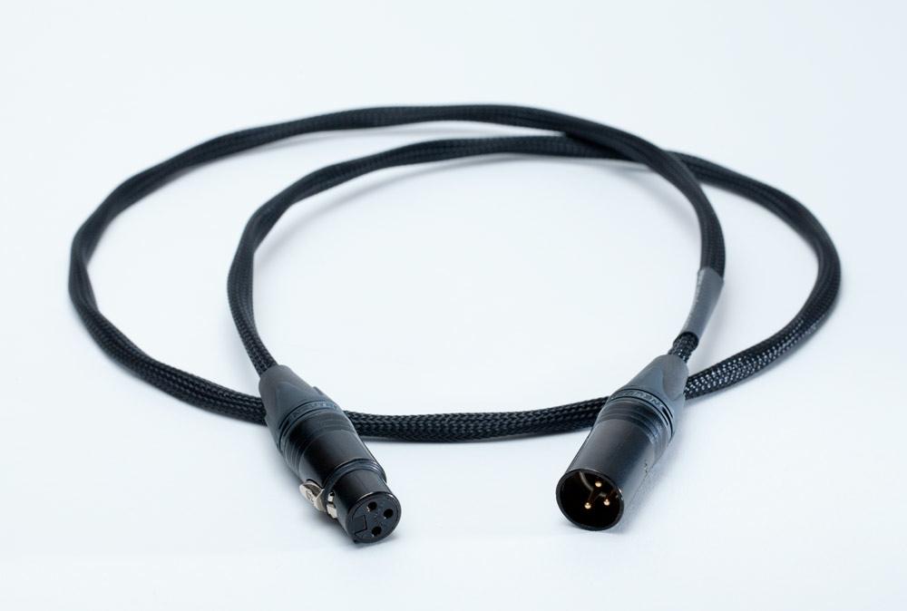 WyWires - AES/EBU LITESPD - 4 feet (1.2M) Standard [SILVER Series ...