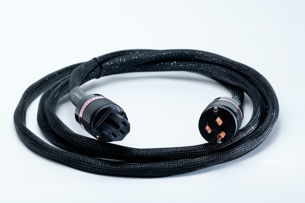 WyWires - JUICE II Power Cord - 4 feet (1.23M) Standard [BLUE Series ...